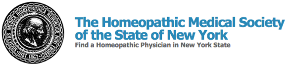 The Homeopathic Medical Society of the State of New York